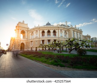 Odessa Opera and Ballet Theater, Ukraine