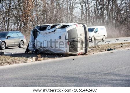 ODESSA UKRAINE April 20 2018 Severe Stock Photo (Edit Now
