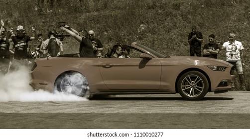 Similar Images, Stock Photos & Vectors of Impact Sports Car