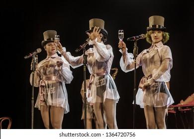 Touching sexy marching band music useful