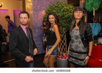 046f0c0f6 Leo Girls Ali Costello Nicole Zeoli Stock Photo (Edit Now) 104818046 ...