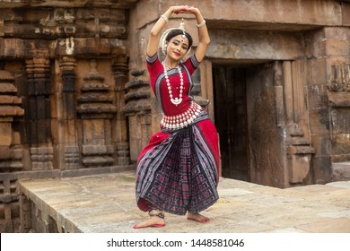 Odissi or Orissi is a major ancient Indian classical dance form in the Hindu temples of Odisha, India.