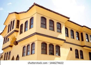 Odunpazari, Eskisehir, Turkey - Ottoman Houses