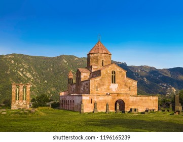 Odzun monastery is an Armenian monastery of the VI century located in the village of Odzun of Lori region of Armenia