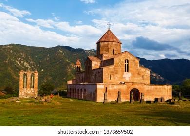Odzun monastery is an Armenian monastery of the VI century located in the village of Odzun of Lori region of Armenia