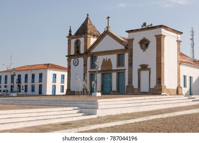 Oeiras, the first capital of Piaui State, Brazil