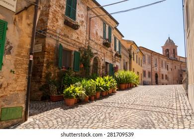 Offagna, Ancona, Marche, Italy