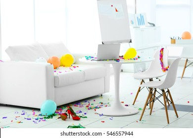 Office after party