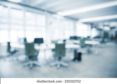 Office background - blurred and defocused - ideal for business presentation background.