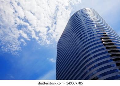 Office building in bangkok
