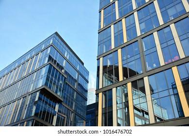 office building facade. Office Building. Business Exterior Of Building Facade T