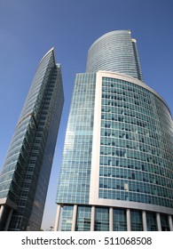 office building at day