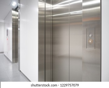 Office building elevator