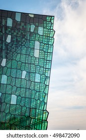 Office building in glass