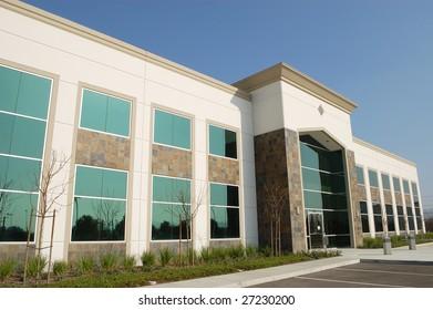 Office building; Loma Linda, California