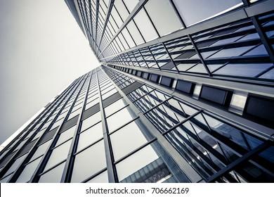 office building. skyscraper - Shutterstock ID 706662169