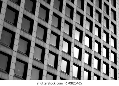 Office building windows background.