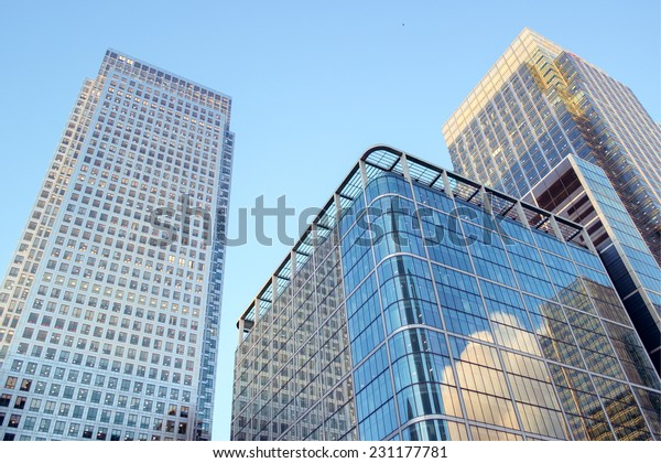 Office Buildings Stock Photo (Edit Now) 231177781