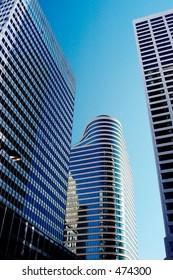 Office buildings in Minneapolis, MN