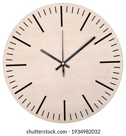 Office Clocks on white wall