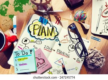 Office Designer Creativity Idea Project Strategy Concept