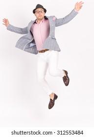 Office fashion man