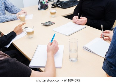 Office interview negotiations