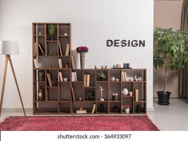 office library interior design decoration