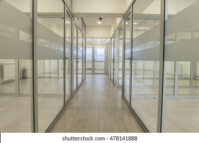Büro, modern, Indoor, No People, leer