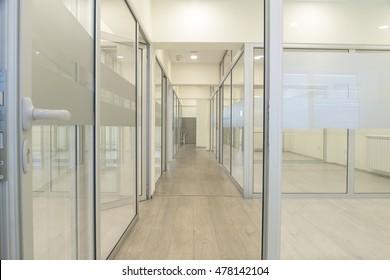 Büro, modern, Indoor, No People, leer