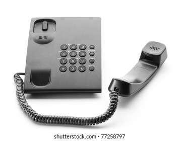 office phone isolated