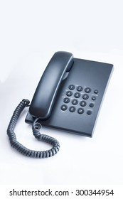 Office Phone on white background