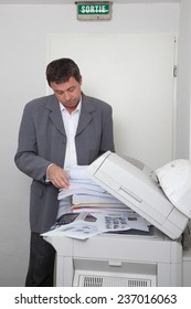 Office printer...