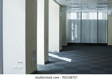 Office space finishing
