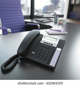 Office switch phone