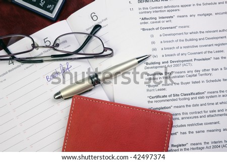 office talbe stock photo edit now 42497374 shutterstock