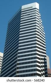 Office tower, San Francisco, California