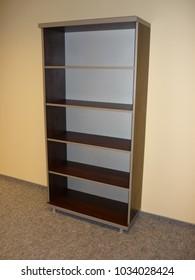 office wardrobe for dark silver color binders