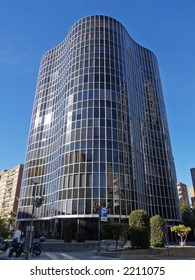 offices building in Barcelona