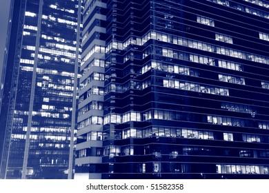 offices skyscraper