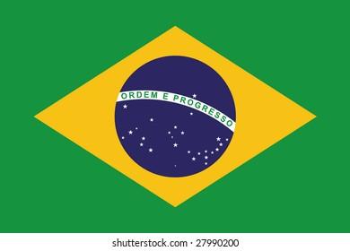 official flag of brazil
