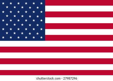 official flag of usa