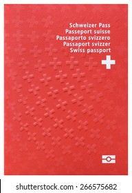 Official passport of Switzerland