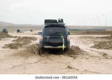 Off-road in the Streets of Afghanistan