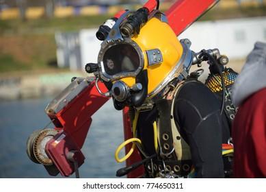 offshore commercial diver
