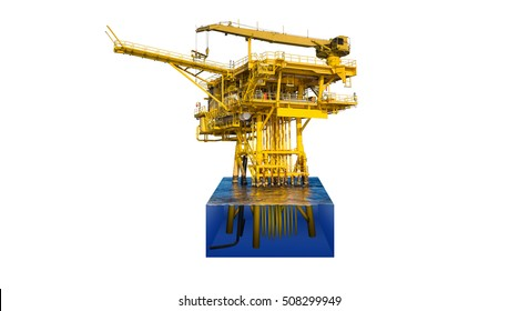 Jack up Rig Images, Stock Photos & Vectors | Shutterstock