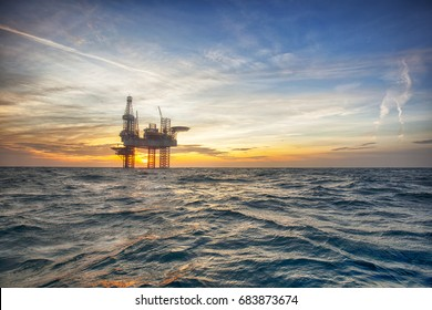 Offshore oil installation