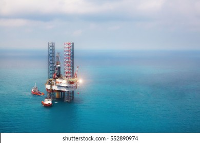 Offshore Oil Rig Images, Stock Photos & Vectors | Shutterstock