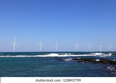 Offshore Wind Power generation Landscape