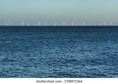 Offshore Wind Turbines on the Horizon
